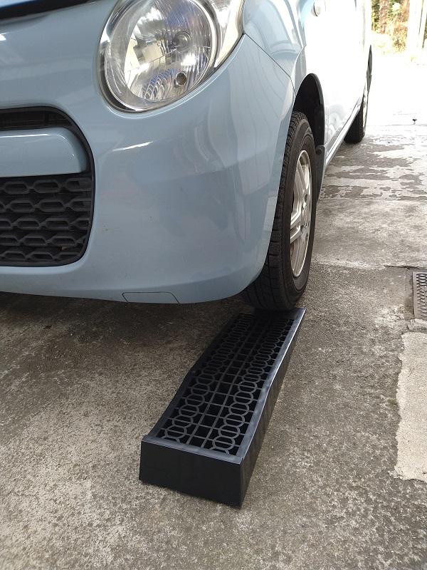 タイヤスロープ