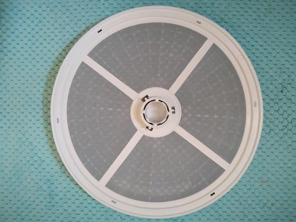 アルミス衣類乾燥機フィルター