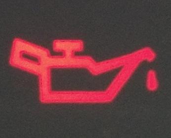 エンジンオイル警告灯